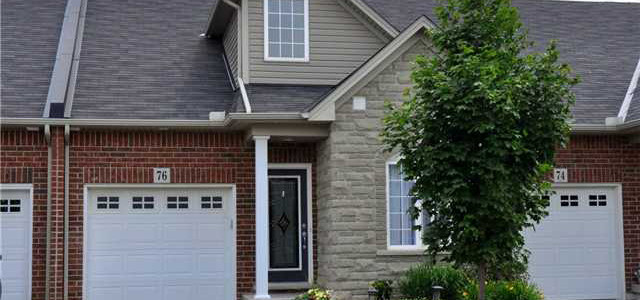 Sold – Carefree Living in Glanbrook
