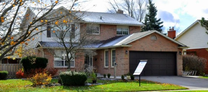 Sold –  Sought After Ancaster Local