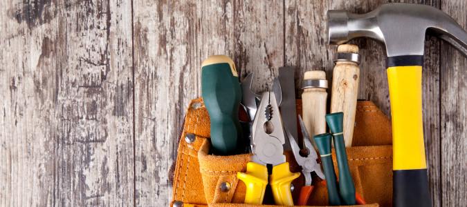 Bob Vila's essential toolbox
