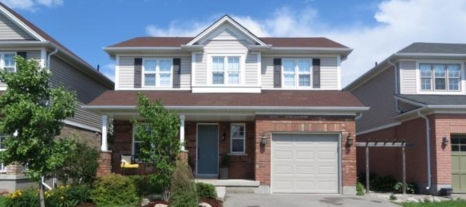 SOLD — Beautifully Enhanced Brantford Home