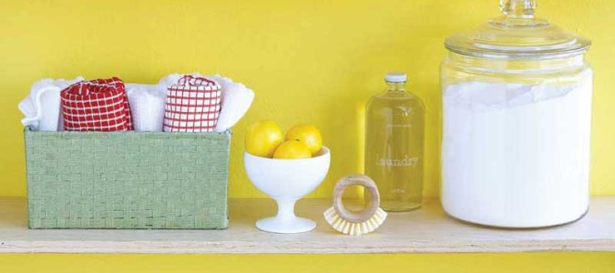 SOME CLEANING PROJECTS THAT GO A LITTLE DEEPER — NATURALLY