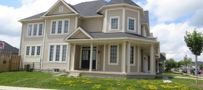 Leased – beautiful Brantford family home