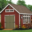 Storage Shed: Build or Buy?