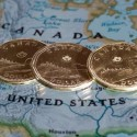 Loonie at lowest point in more than a decade