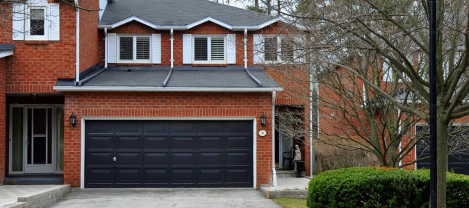 Striking Ancaster Townhome