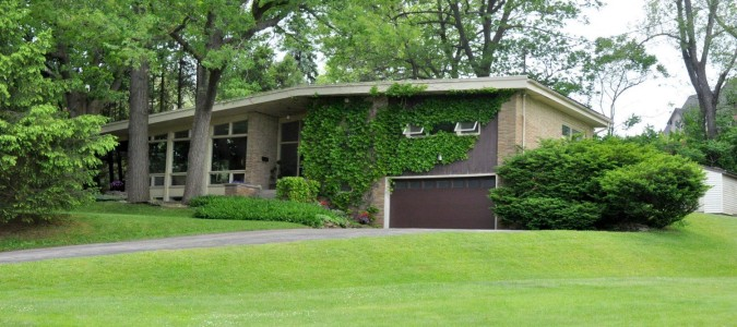 SOLD! Old Ancaster, architect-designed home !