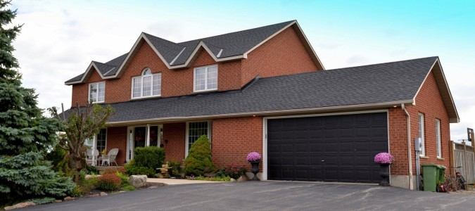 SOLD!  Binbrook home with stunning country views.
