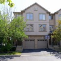 SOLD! Bright, open plan End-unit in Burlington.