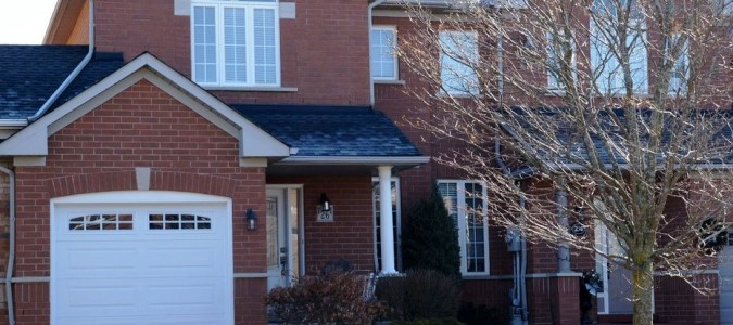 SOLD! Beautifully appointed Ancaster freehold townhome.