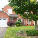 SOLD! Spacious (1647 sq.ft.) Ancaster  Freehold w/fully fenced landscaped garden.