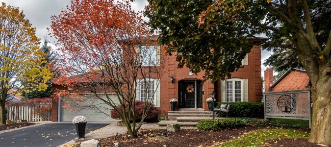 This gorgeous Ancaster home is SOLD!